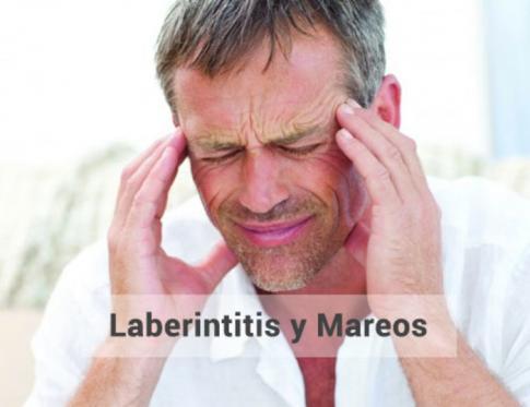 Laberintitis y mareos, motivos para una consulta de osteopatía