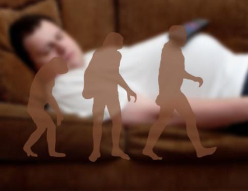 Evolución humana y sedentarismo
