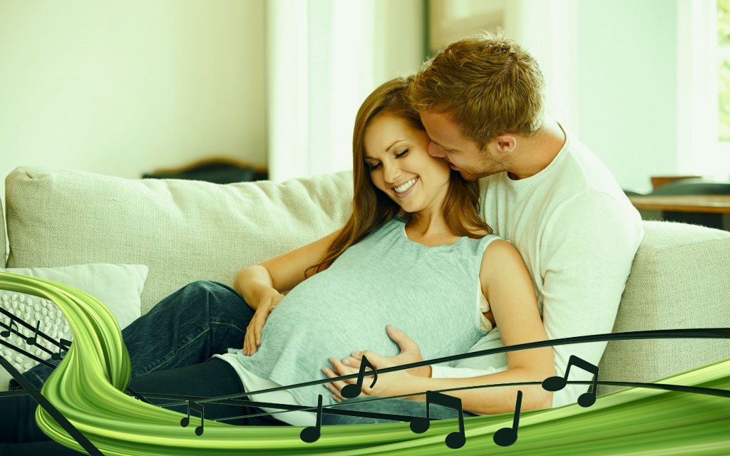 Utilizando la musicoterapia para trabajar con las parejas embarazadas