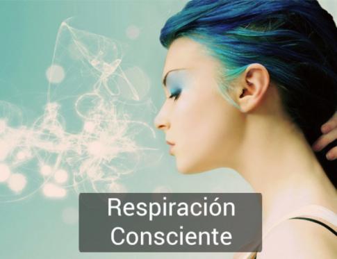 Respiración consciente - ejercicios