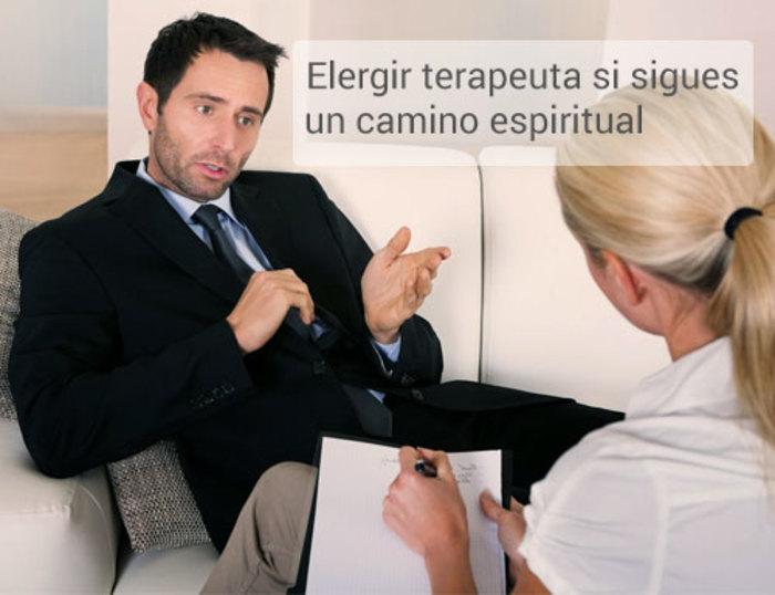 Elegir terapeuta si sigues un camino espiritual