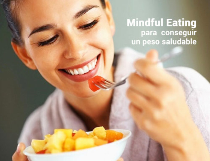 Mindful Eating para conseguir un peso saludable