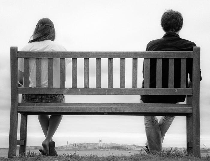 Divorcio energético de relaciones pasadas