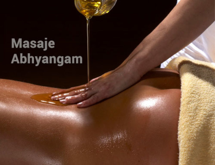 El poder curativo del masaje Abhyangam