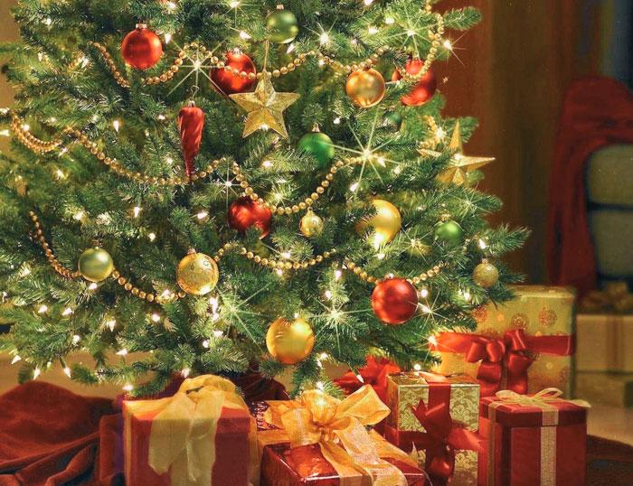 Cómo utilizar el feng shui en la navidad