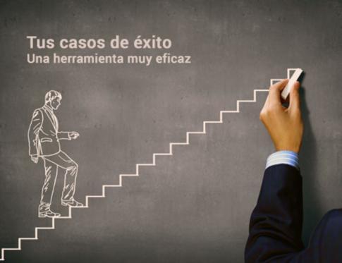 Inspírate en tus casos de exito.
