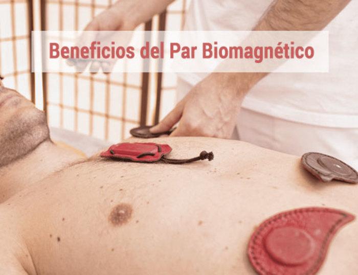Beneficios del Par Biomagnético
