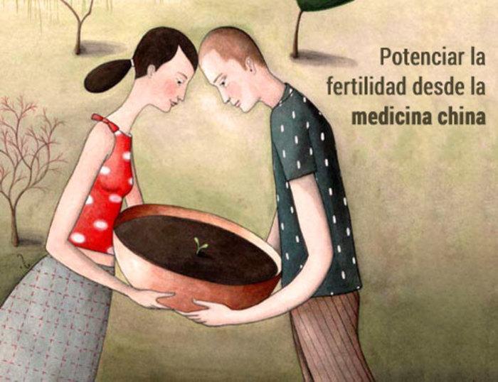 Potenciar la fertilidad desde la medicina china