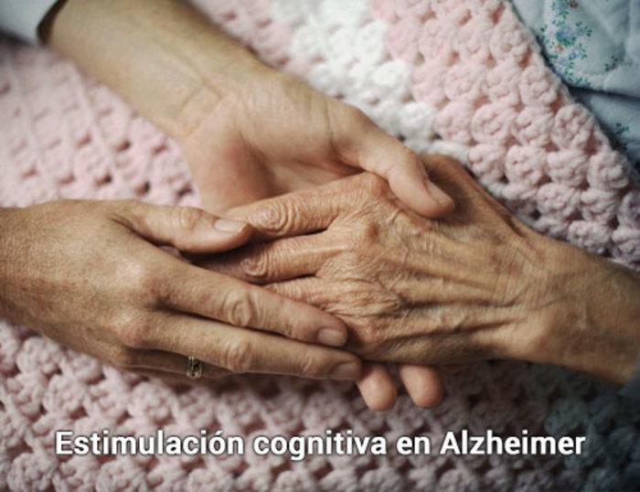 Estimulación cognitiva en Alzheimer
