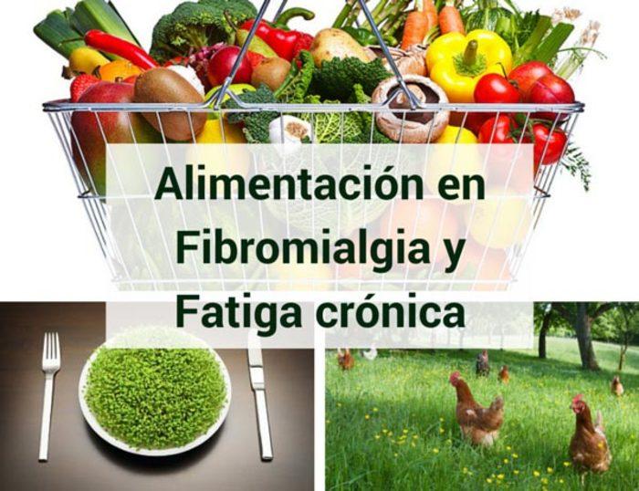 Alimentación en Fibromialgia y Fatiga crónica