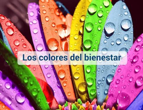Los colores del bienestar: relación entre psicología y colores