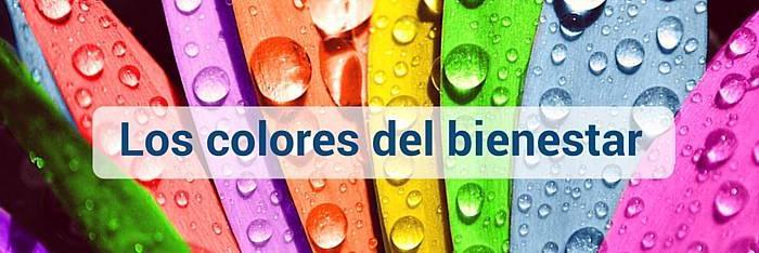 Los colores del bienestar: psicología y colores