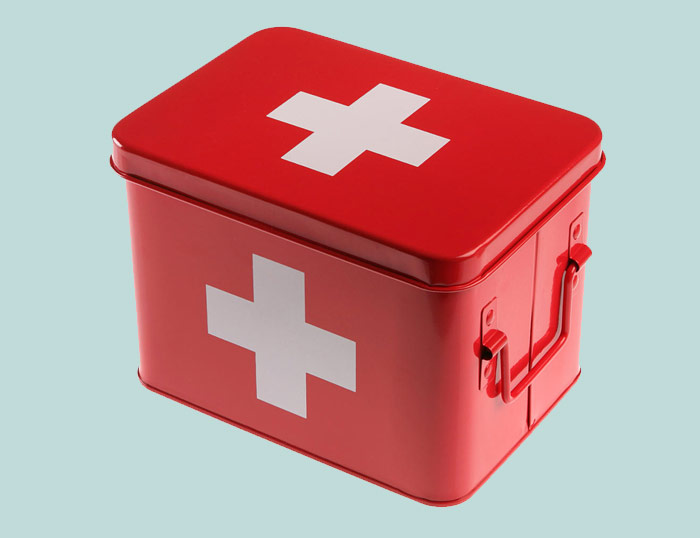 Como hacer un botiquín homeopático para casos de urgencia