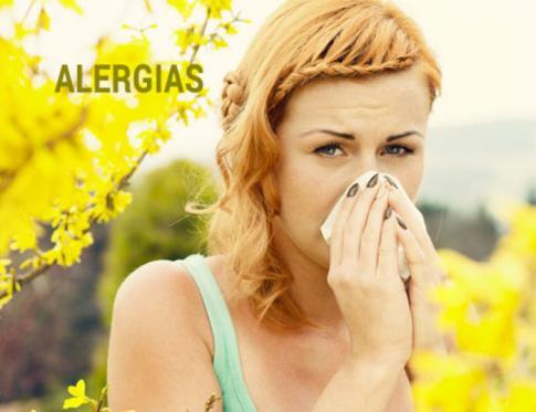 alergia¿Por qué hay tantas alergias?