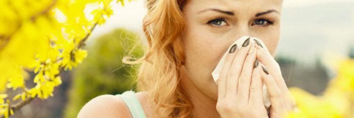 ¿Por qué tienes alergia?