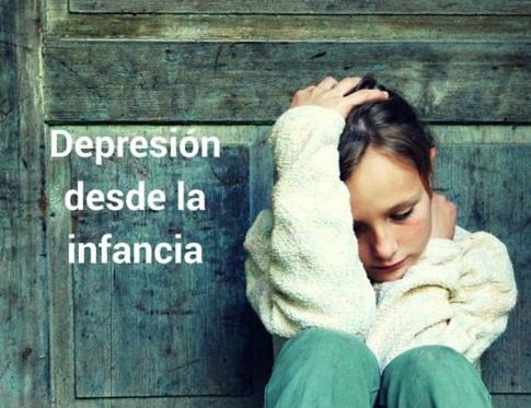 Las continuas depresiones desde la infancia pueden encoger el cerebro