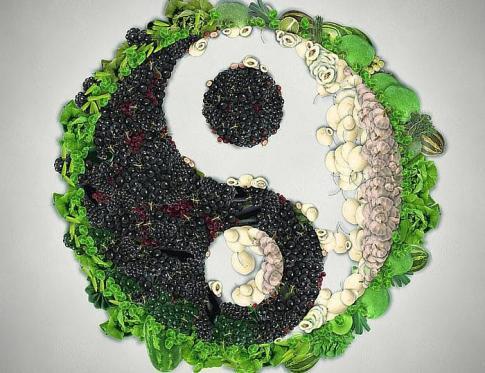 La relación entre el Feng Shui y los alimentos