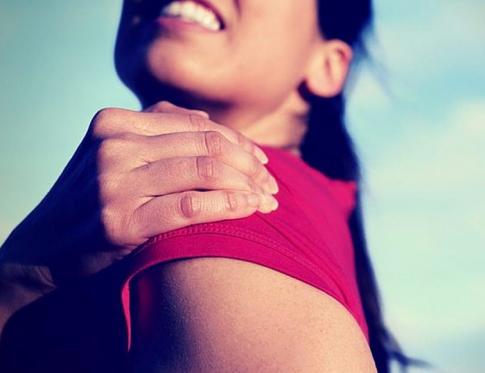 Como tratar el hombro doloroso o síndrome de Subacromial