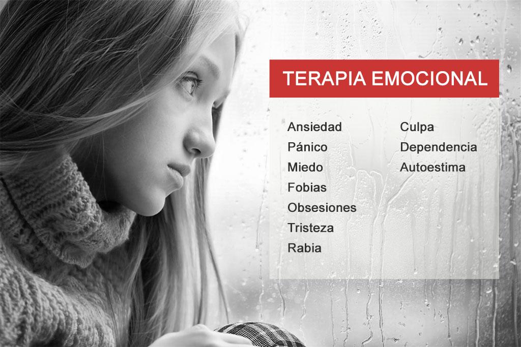 aplicaciones de la terapia emocional
