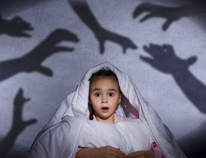 Cómo combatir los terrores nocturnos en niños