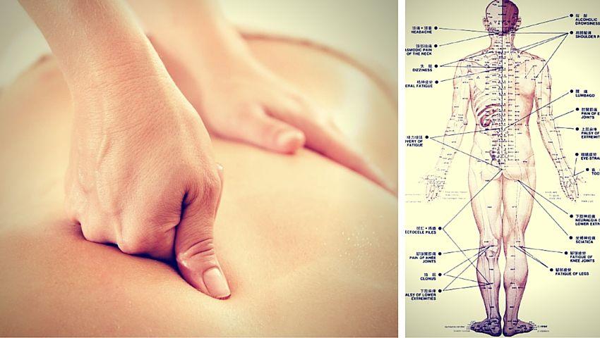 En qué consiste la reflexología de espalda