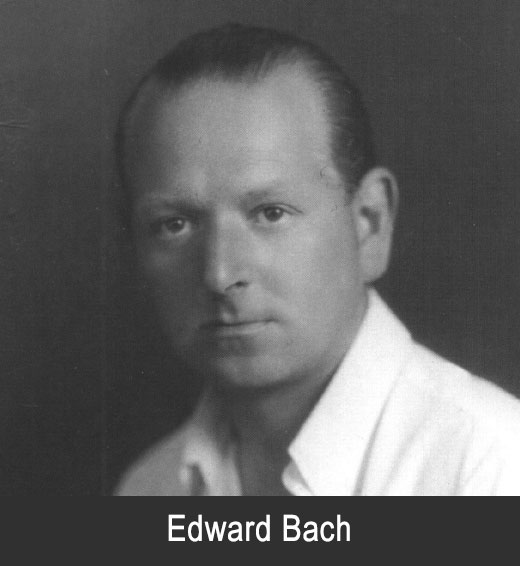 Edward Bach, creador de la Terapia Floral
