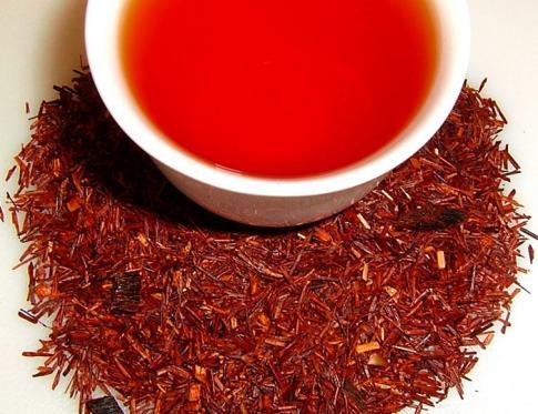 Sobremesas saludables con té Rooibos