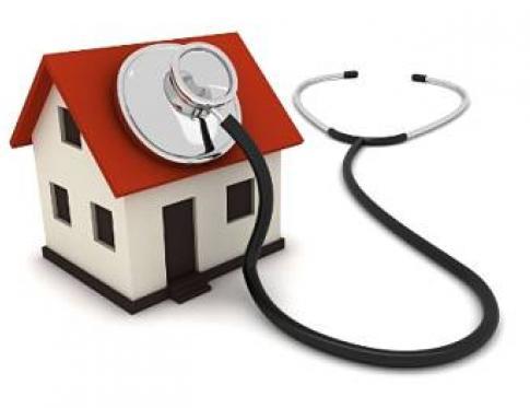 Casas enfermas. Terapia del hábitat