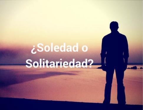 Diferencias entre la soledad y la solitariedad