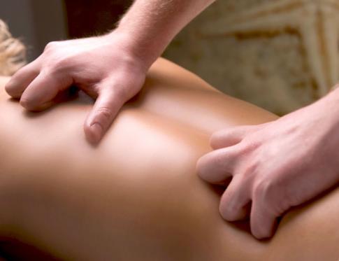 El masaje sueco - sus benefícios