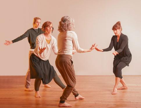 Qué es la danzaterapia