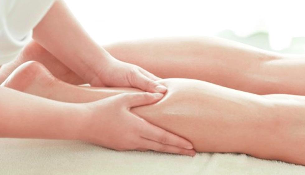 Resultado de imagen de masaje circulación piernas