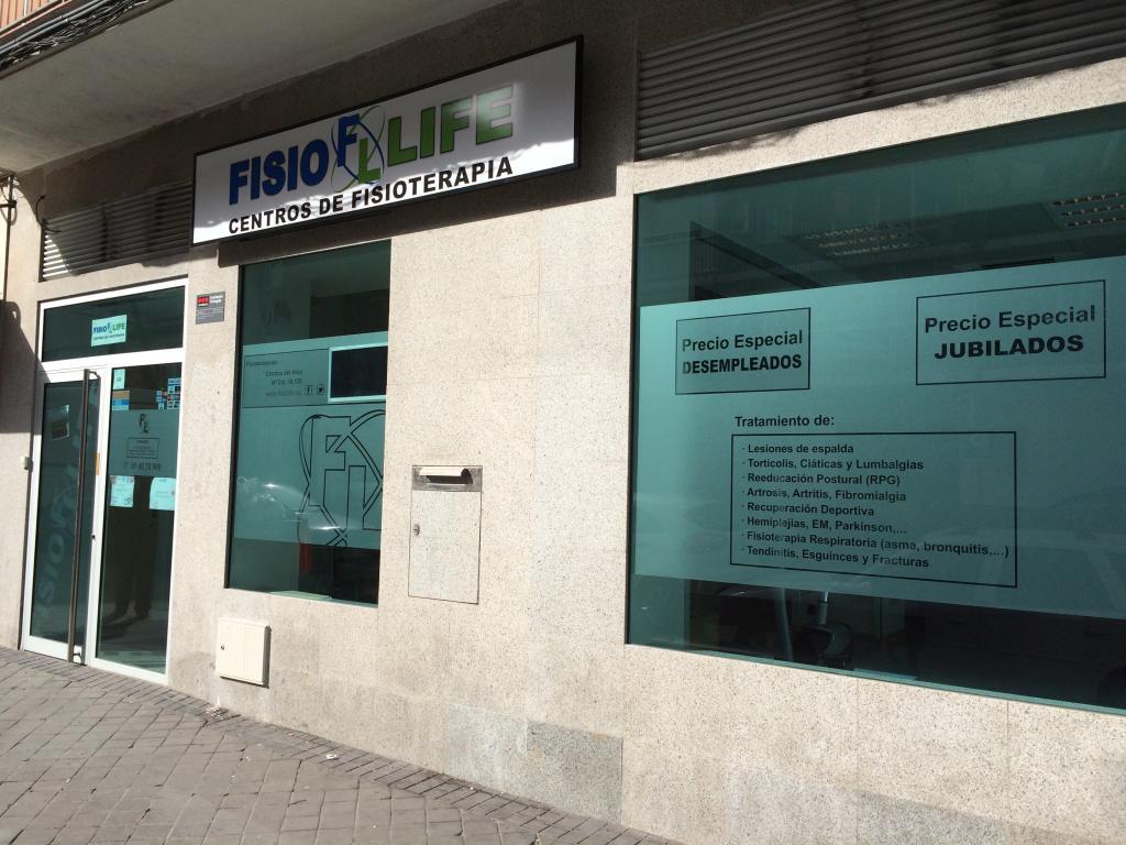 Fisiolife Las Ventas