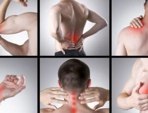 Charla: Tratamiento natural del dolor y la inflamación