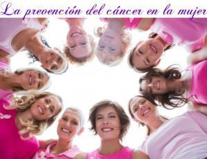 La prevención del cáncer en la mujer