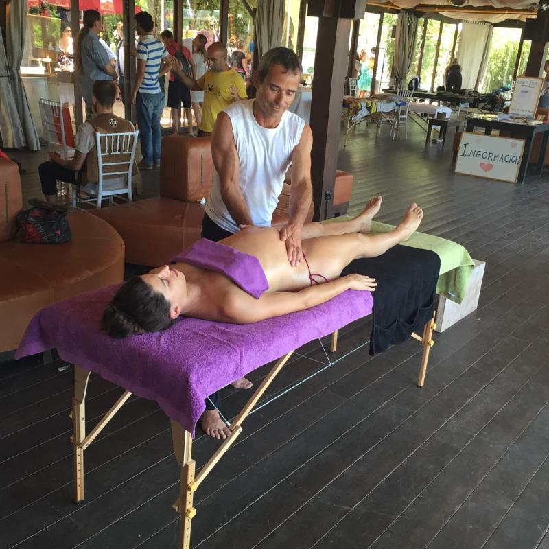 fuera de masaje azotar