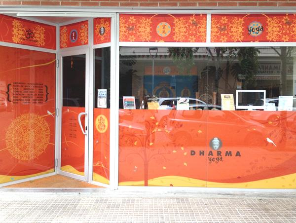 Escuela de Yoga Dharmayoga