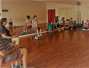 Meditación y bienestar - Iniciación