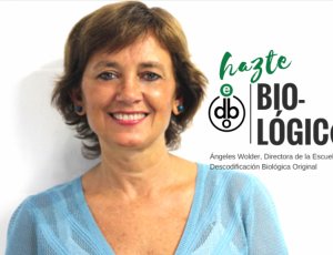 Videoconferencia de Ángeles Wolder