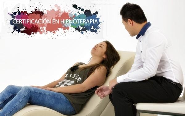 Certificación Profesional en Hipnoterapia