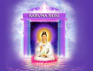 Curso oficial homologado de maestria en Karuna Reiki