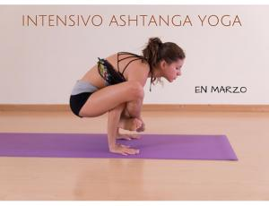 Intensivo de ashtanga yoga