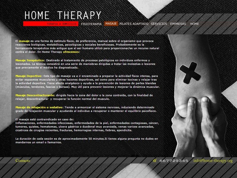 Home Therapy