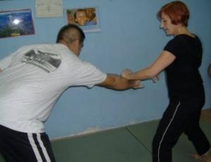 Seminario de tai-chi: Aplicaciones marciales