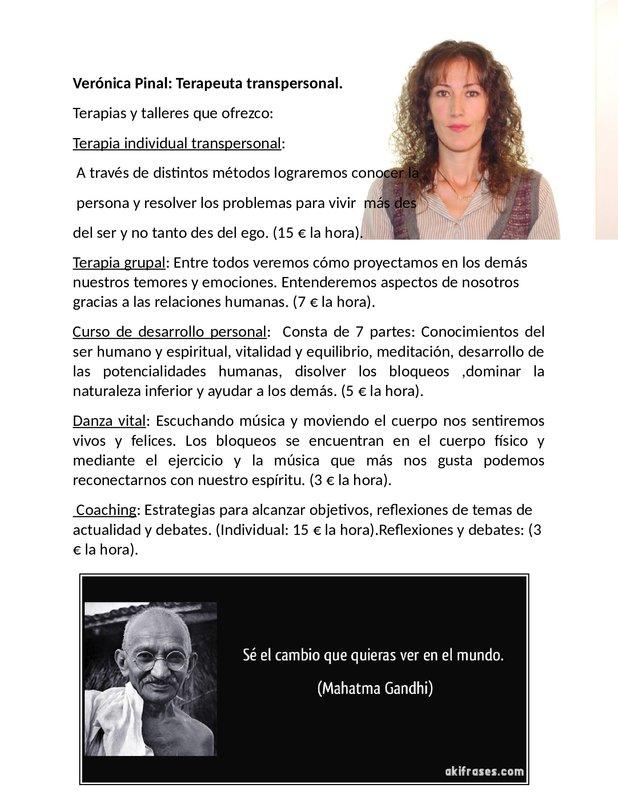 Veronica Pinal Sanz