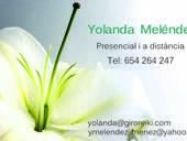Yolanda Meléndez Jiménez