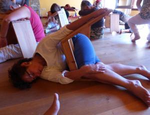 Estiramientos y gimnasia consciente