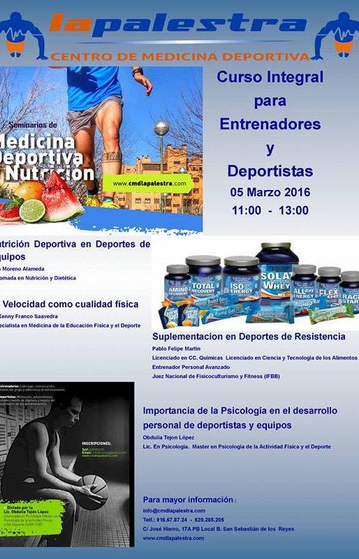 La Palestra Centro Medicina Deportiva