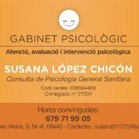 Susana López Chicón
